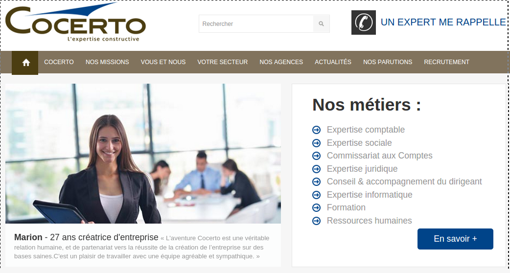 logo expert comptable